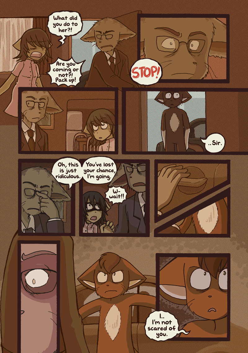 At Loose Ends — Page 28