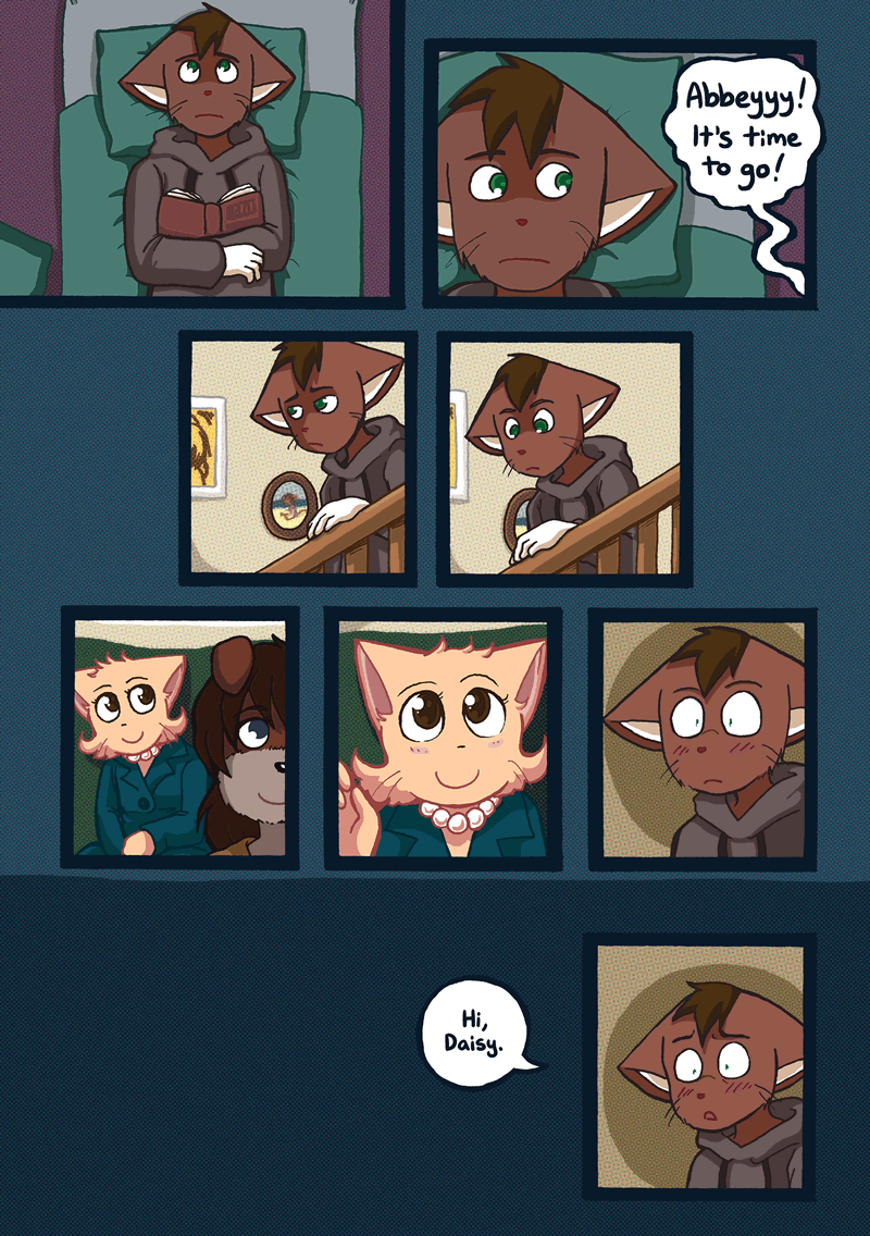 At Loose Ends — Page 31