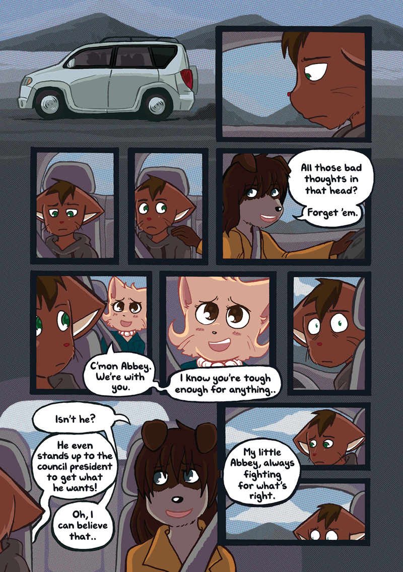 At Loose Ends — Page 33
