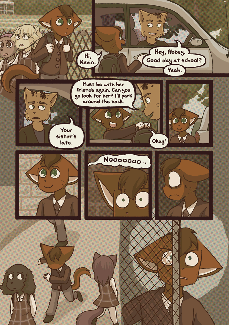 At Loose Ends — Page 34