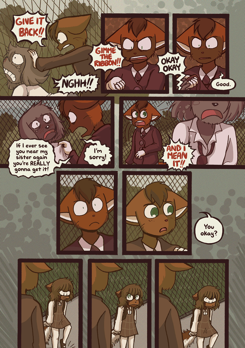 At Loose Ends — Page 36