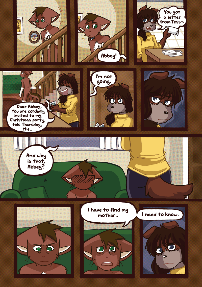 At Loose Ends — Page 6