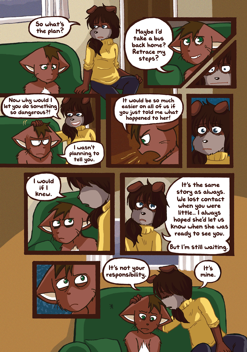 At Loose Ends — Page 7
