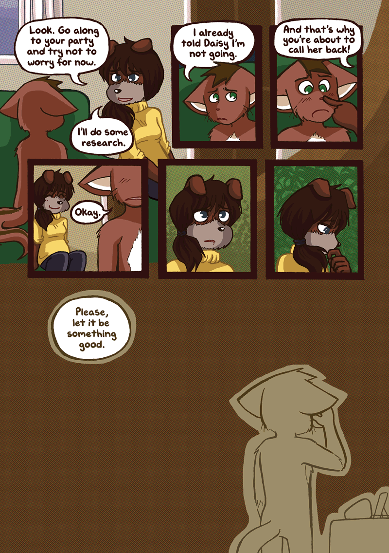 At Loose Ends — Page 8