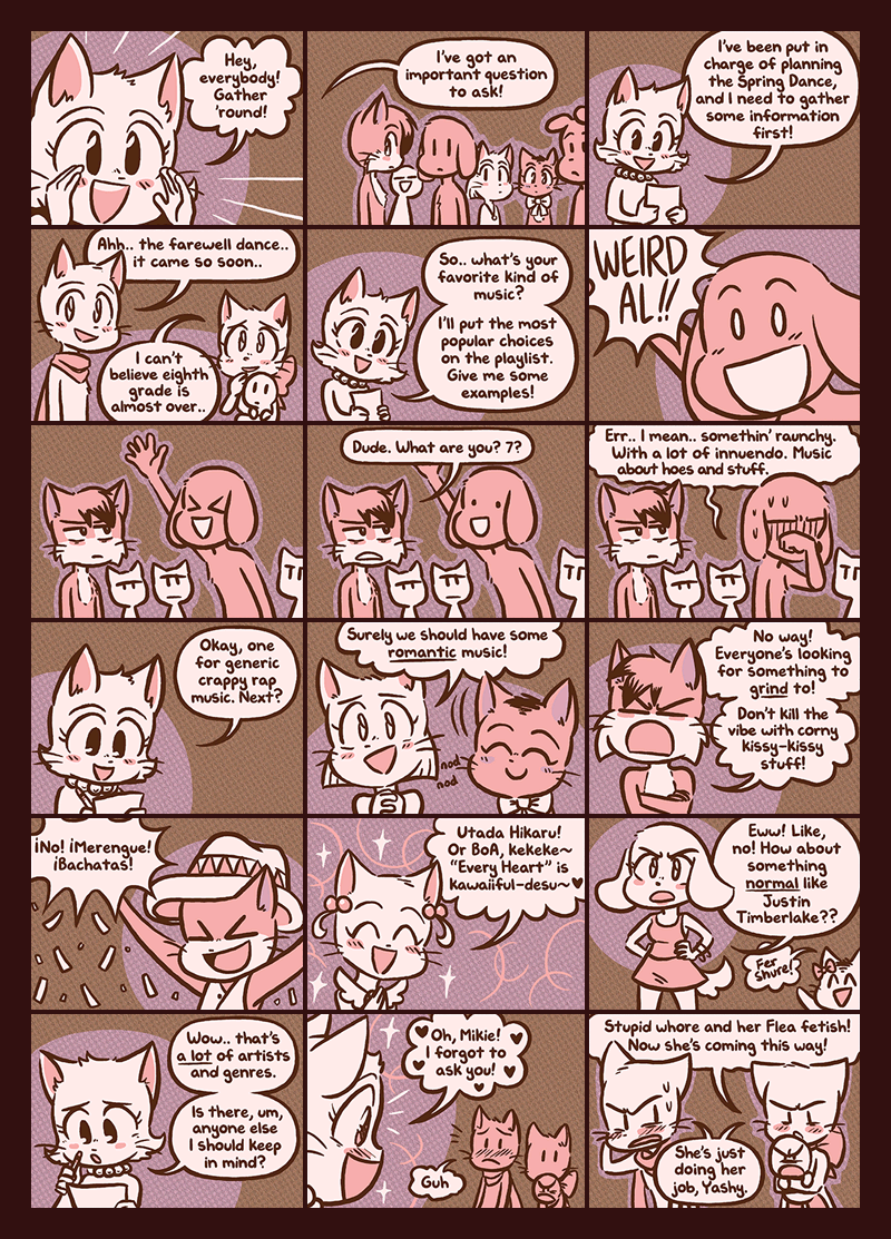 Helping Hands — Page 1