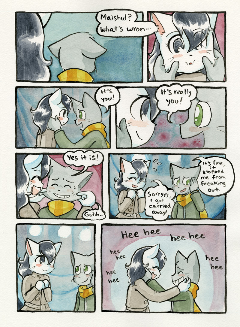 Just Beautiful — Page 12
