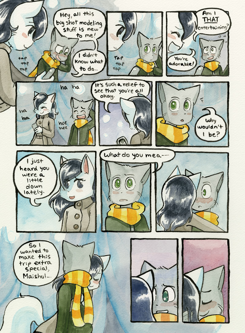 Just Beautiful — Page 14