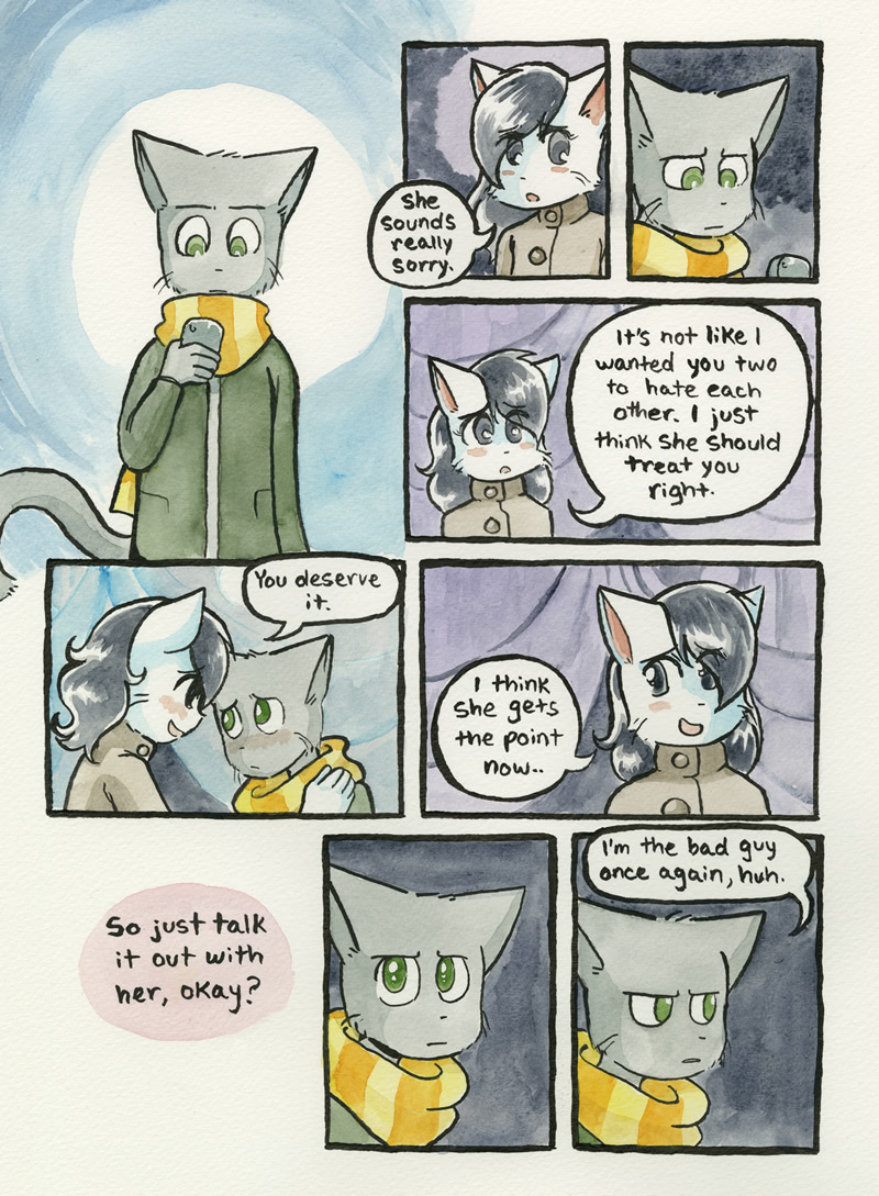 Just Beautiful — Page 18