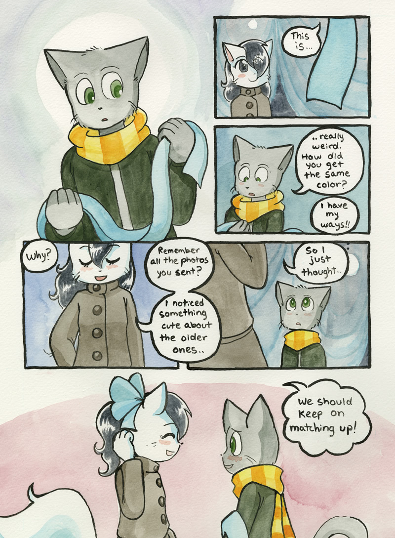 Just Beautiful — Page 22