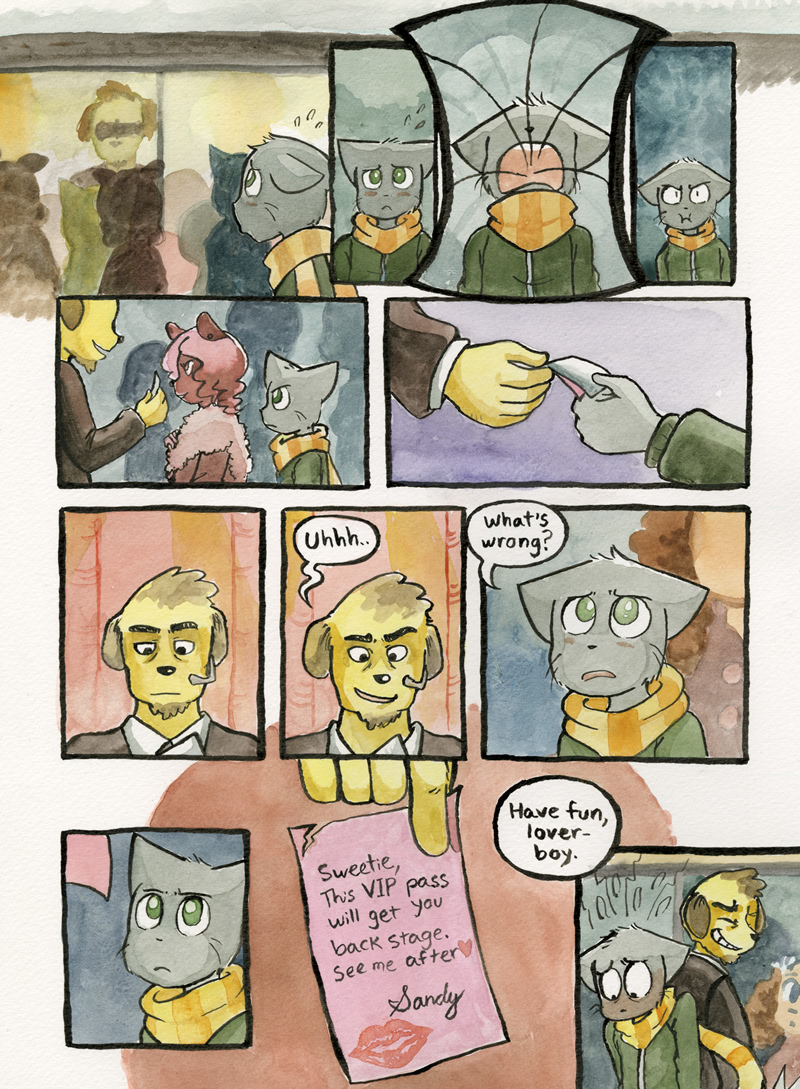 Just Beautiful — Page 3