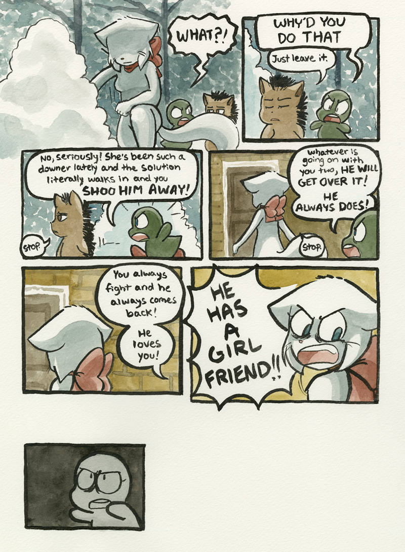Just Beautiful — Page 31