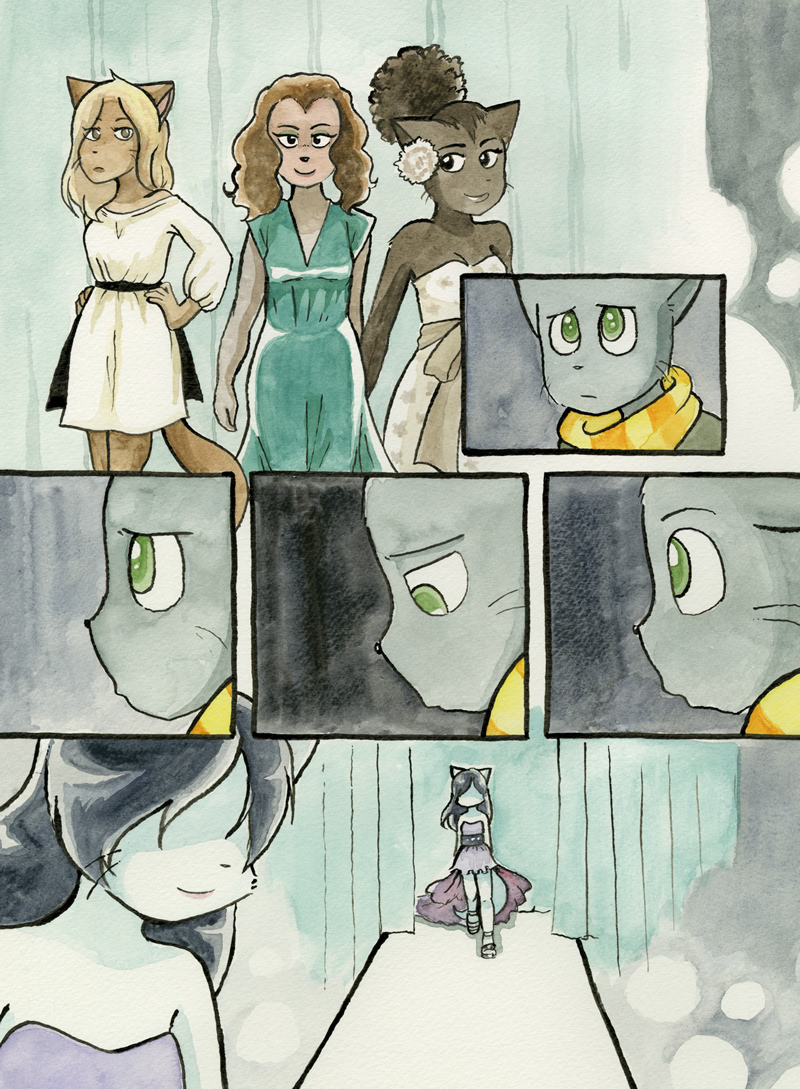 Just Beautiful — Page 6