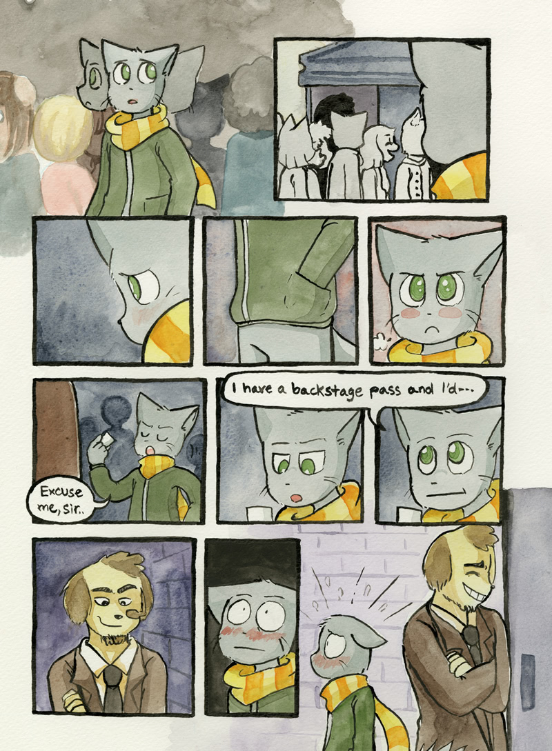 Just Beautiful — Page 9