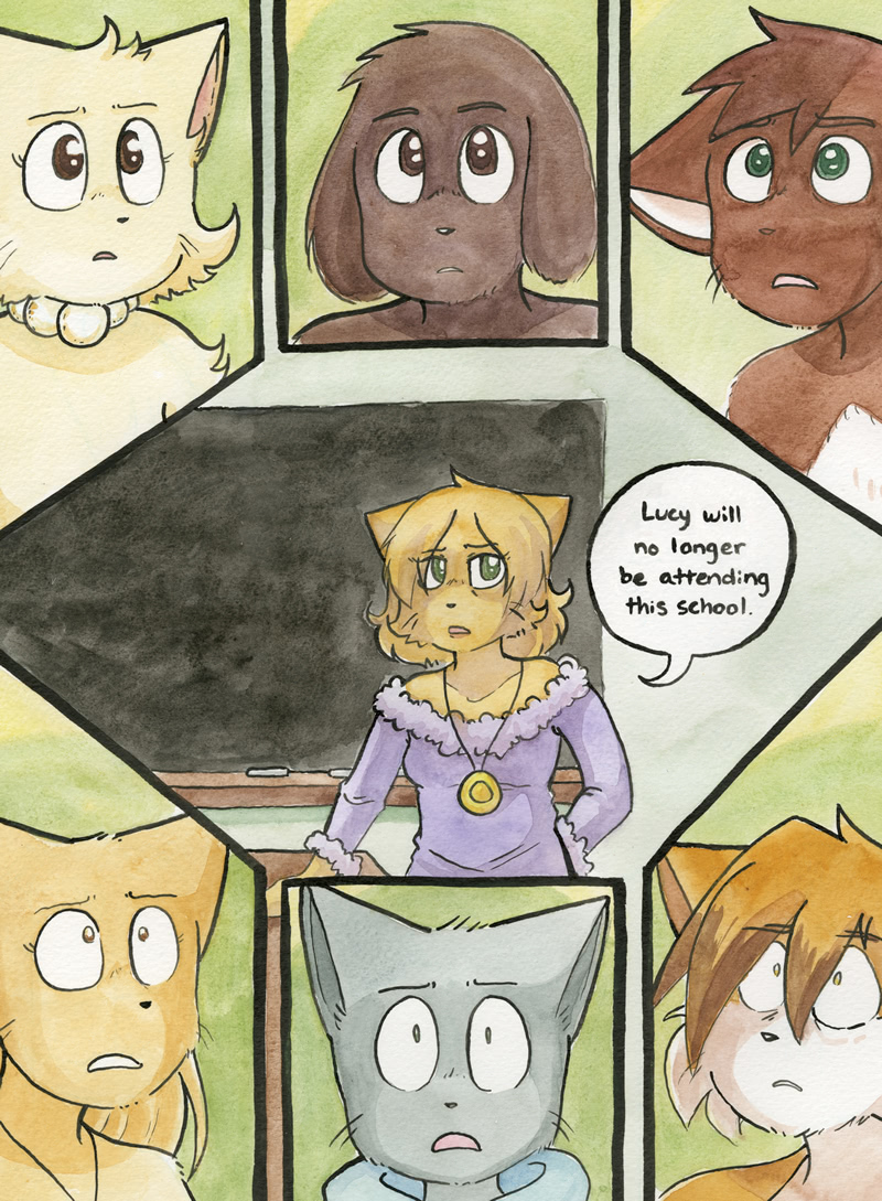 Breaking Up — Page 5