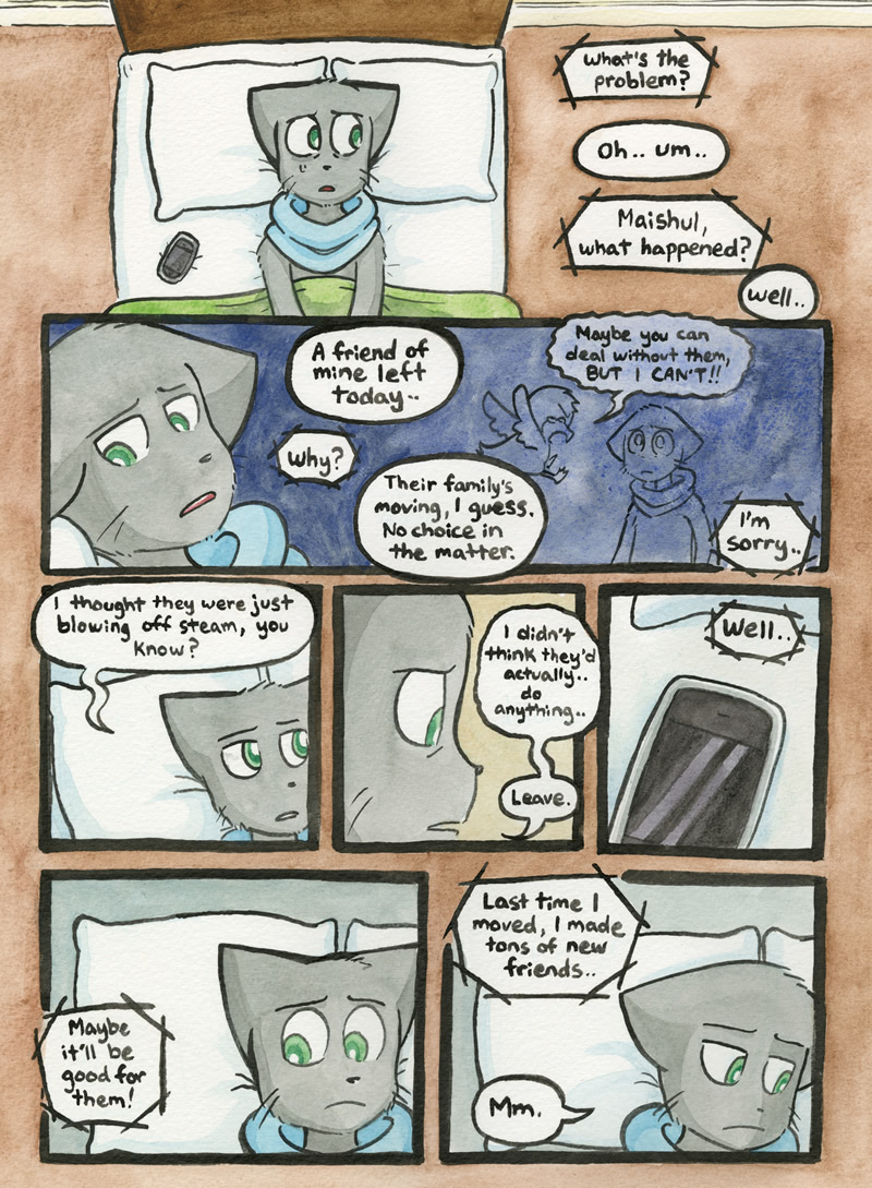 Leaving Home — Page 10