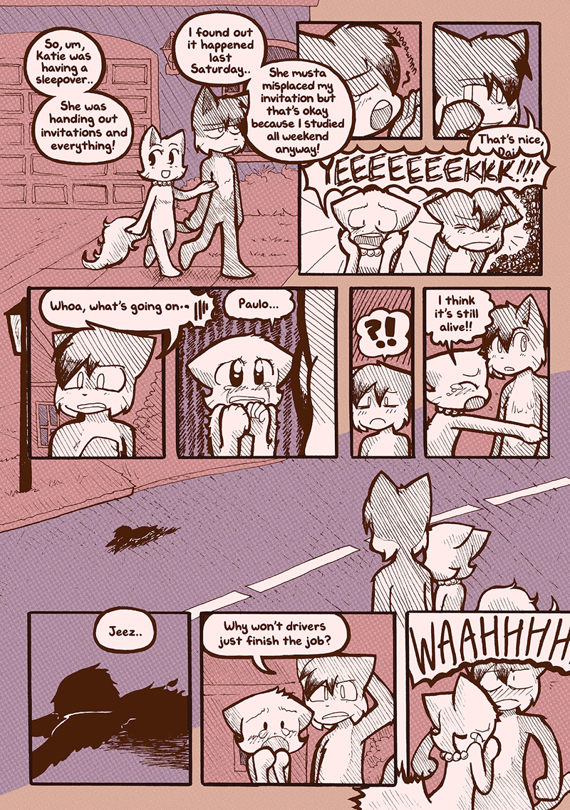 Show and Tell — Page 1