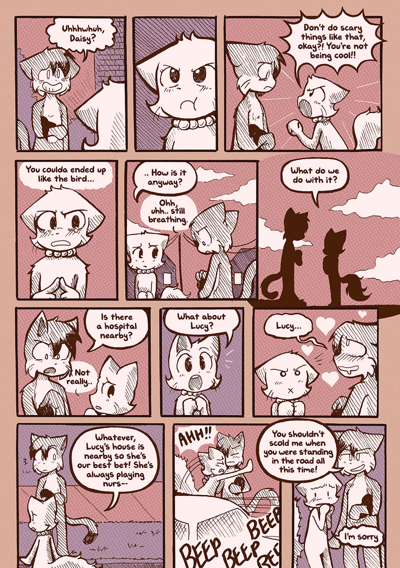 Show and Tell — Page 3