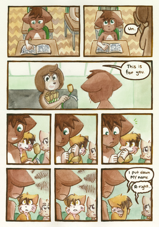 Take Heart — Page 23