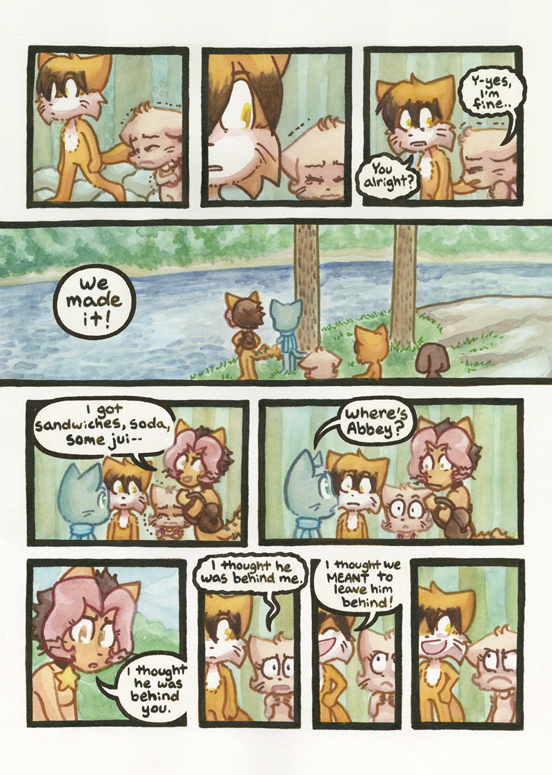 Scenic Route — Page 11
