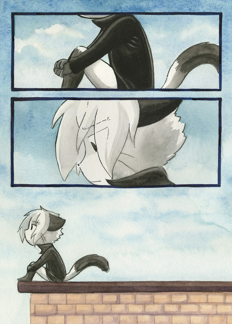 Trapped — Page 1