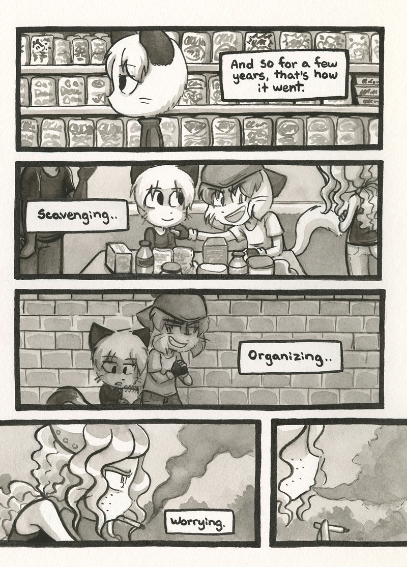 Trapped — Page 20