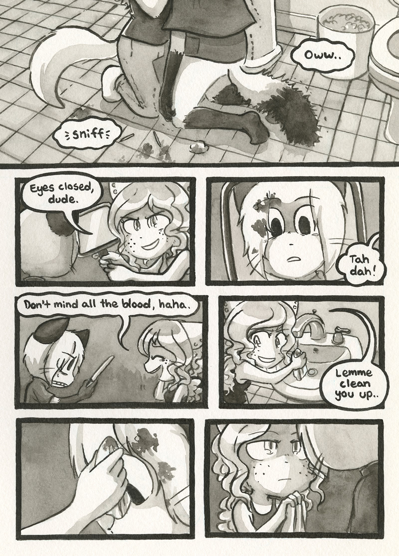 Trapped — Page 22