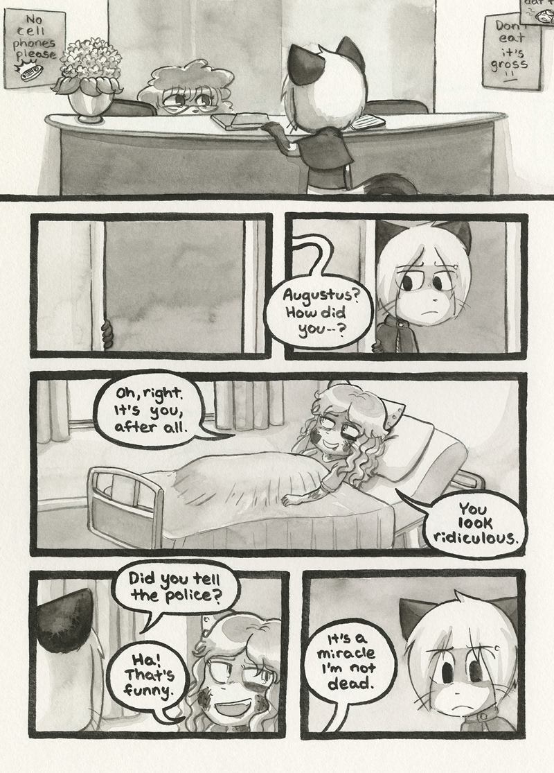 Trapped — Page 32