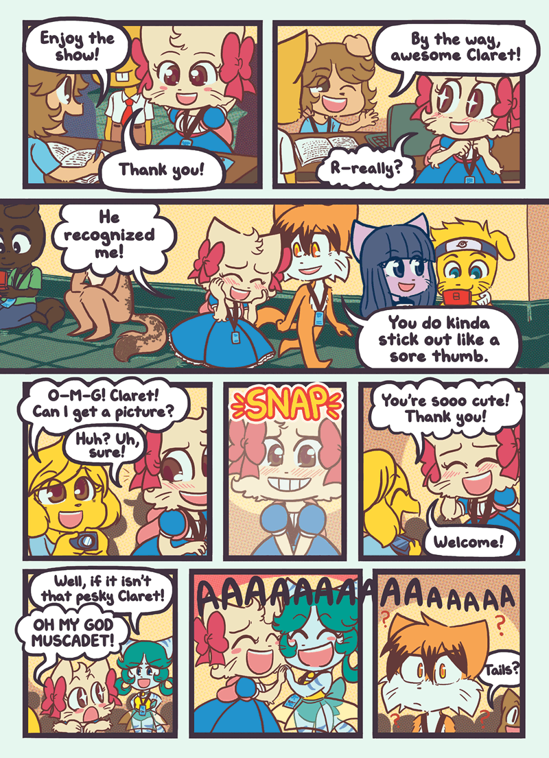 Guest of Honor — Page 10