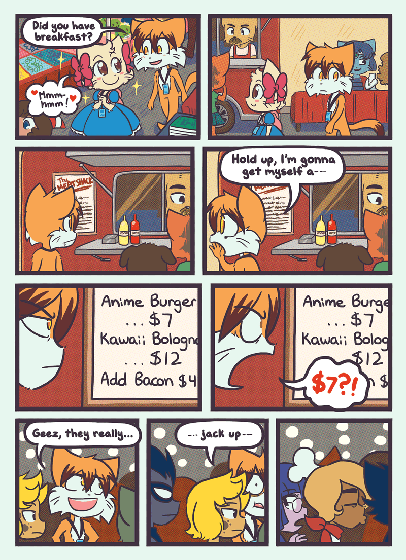 Guest of Honor — Page 11