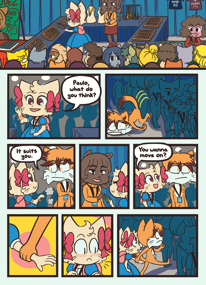 Guest of Honor — Page 12