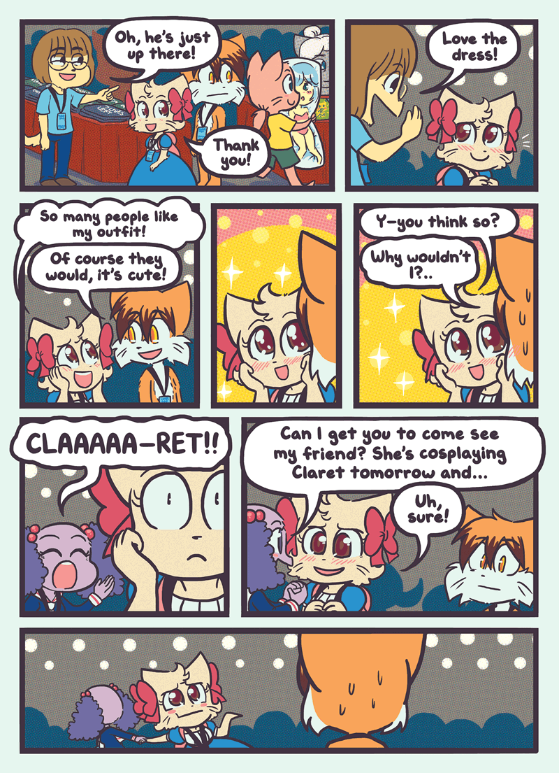 Guest of Honor — Page 13