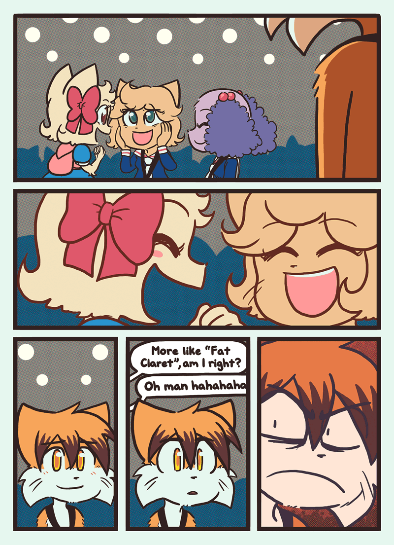 Guest of Honor — Page 14