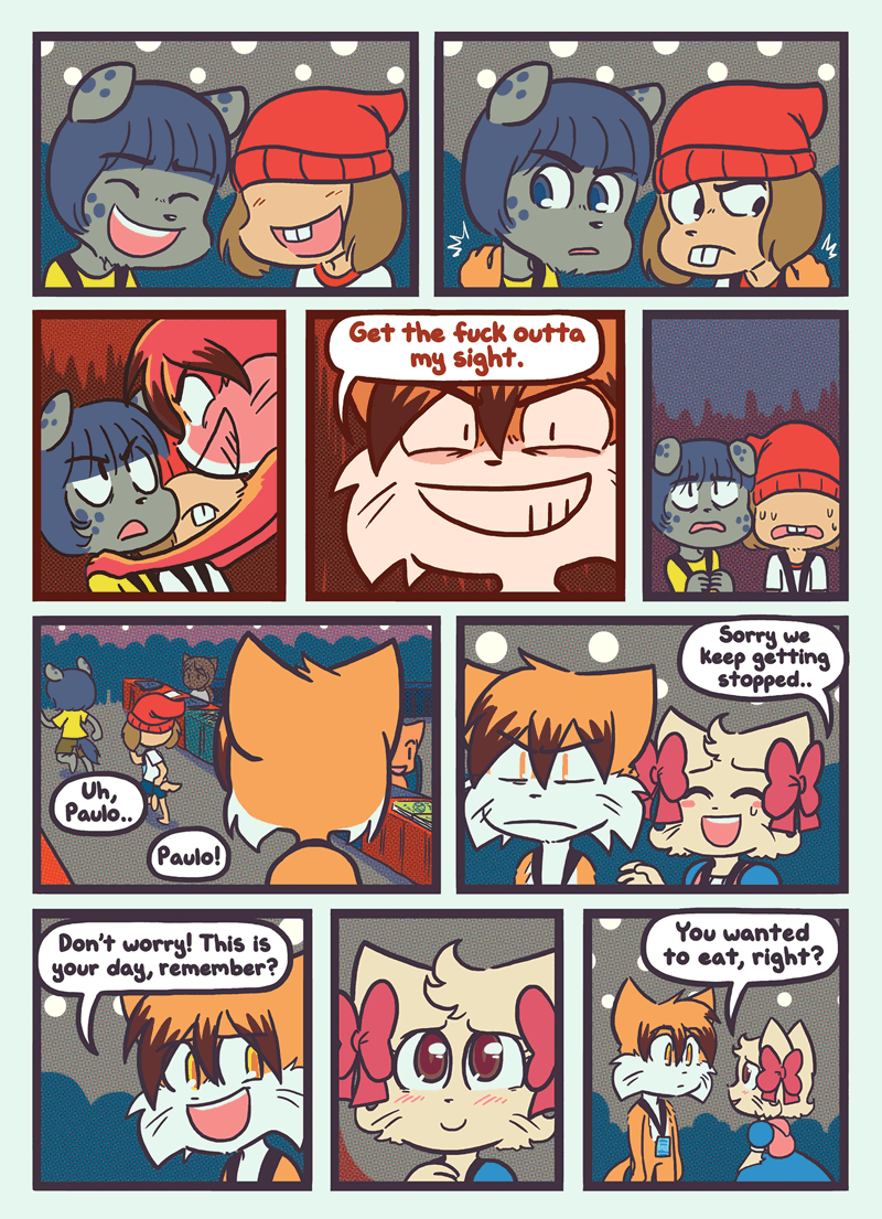 Guest of Honor — Page 15
