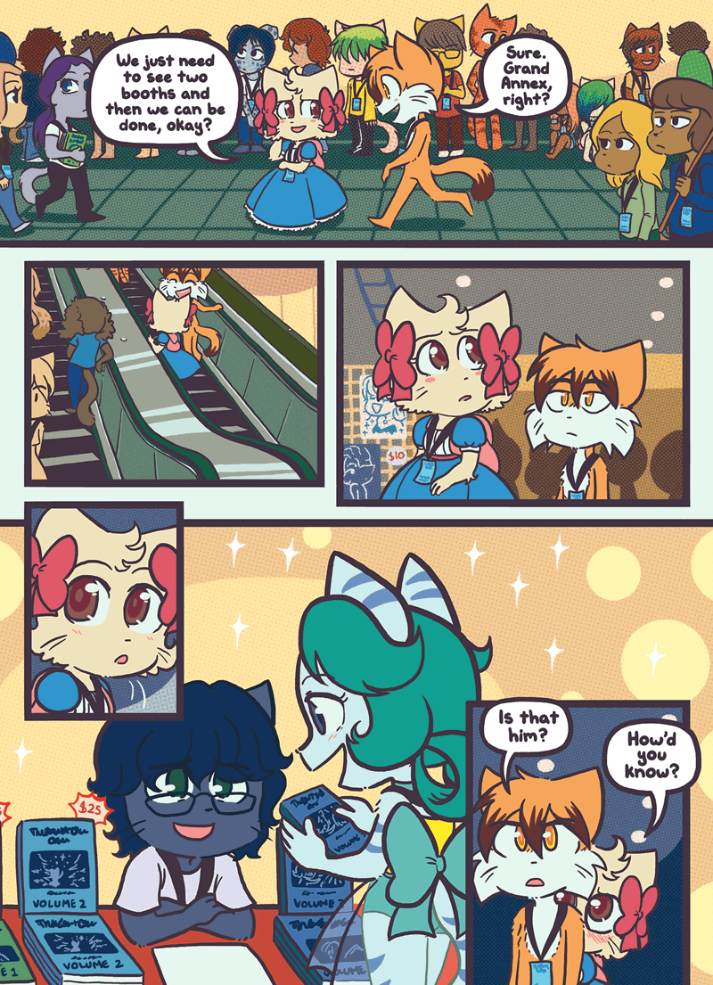 Guest of Honor — Page 21
