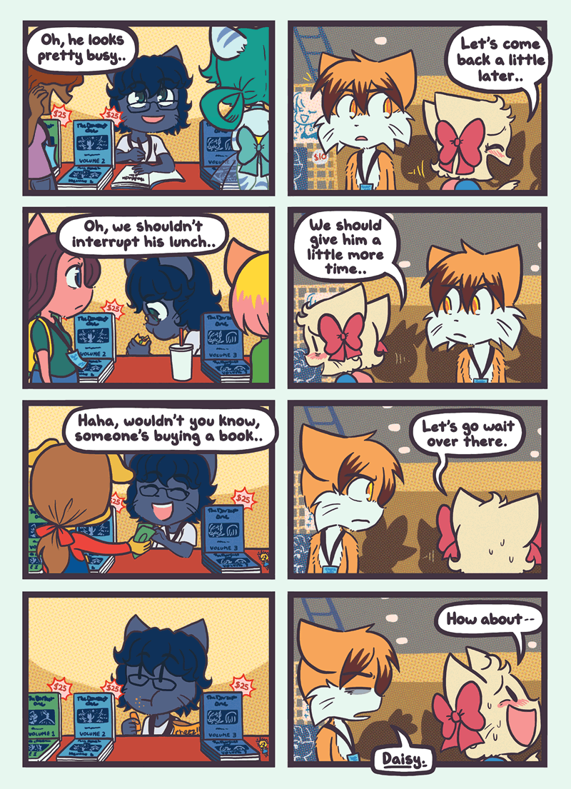 Guest of Honor — Page 22