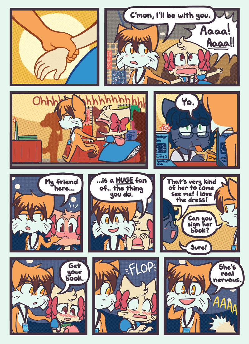 Guest of Honor — Page 23
