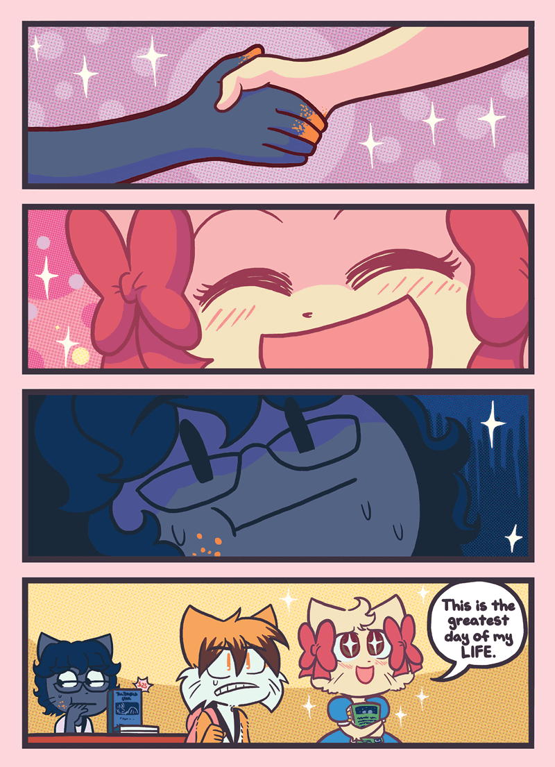 Guest of Honor — Page 25
