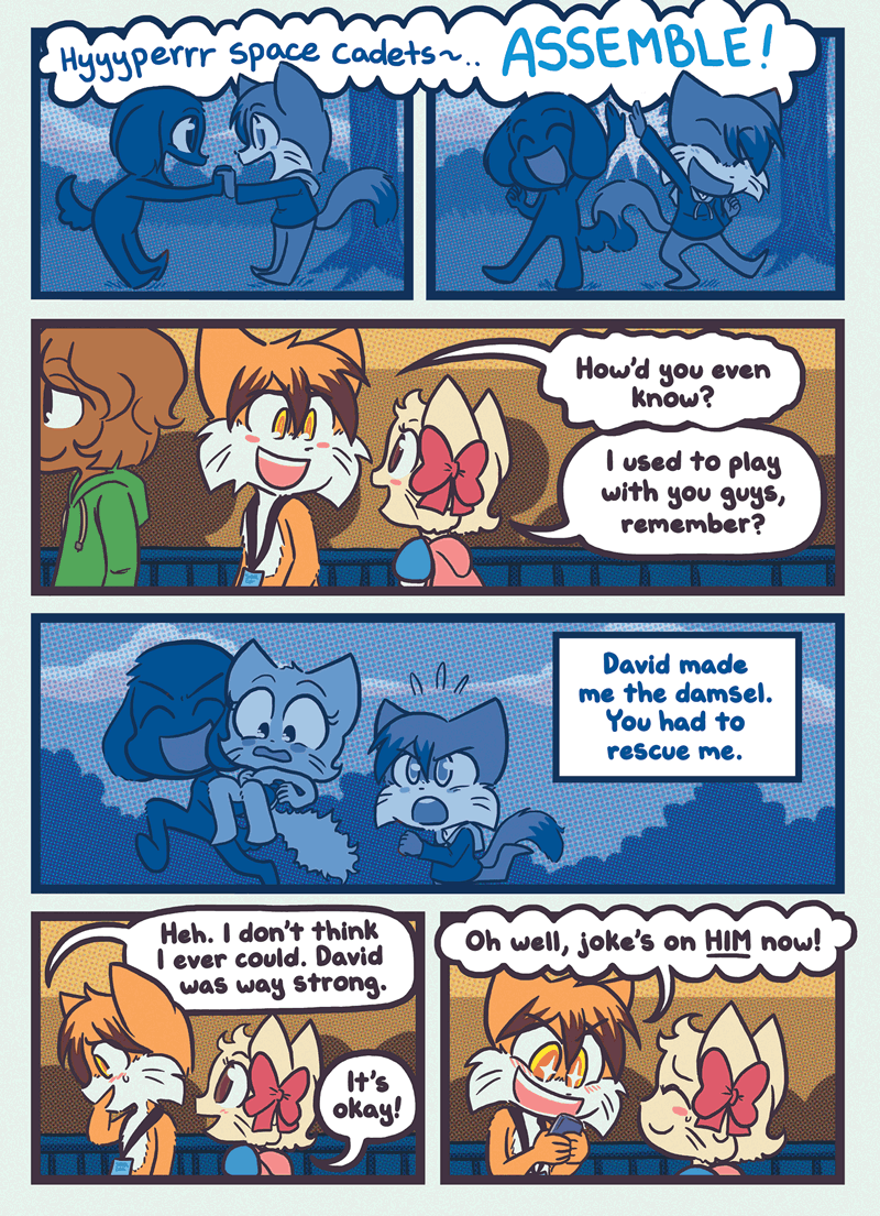 Guest of Honor — Page 28