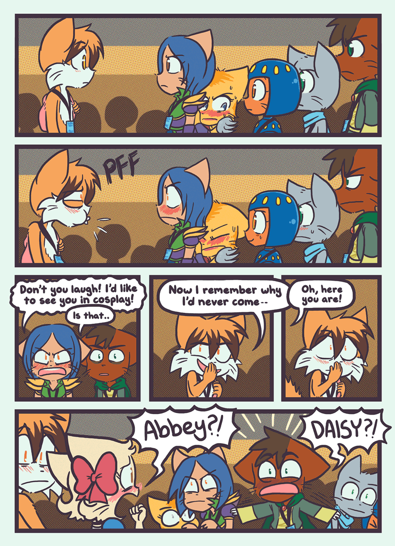 Guest of Honor — Page 31