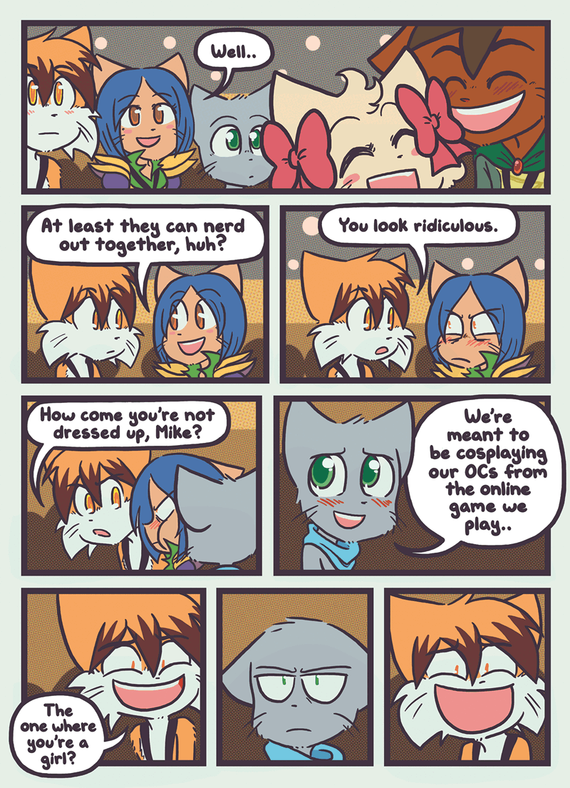 Guest of Honor — Page 33