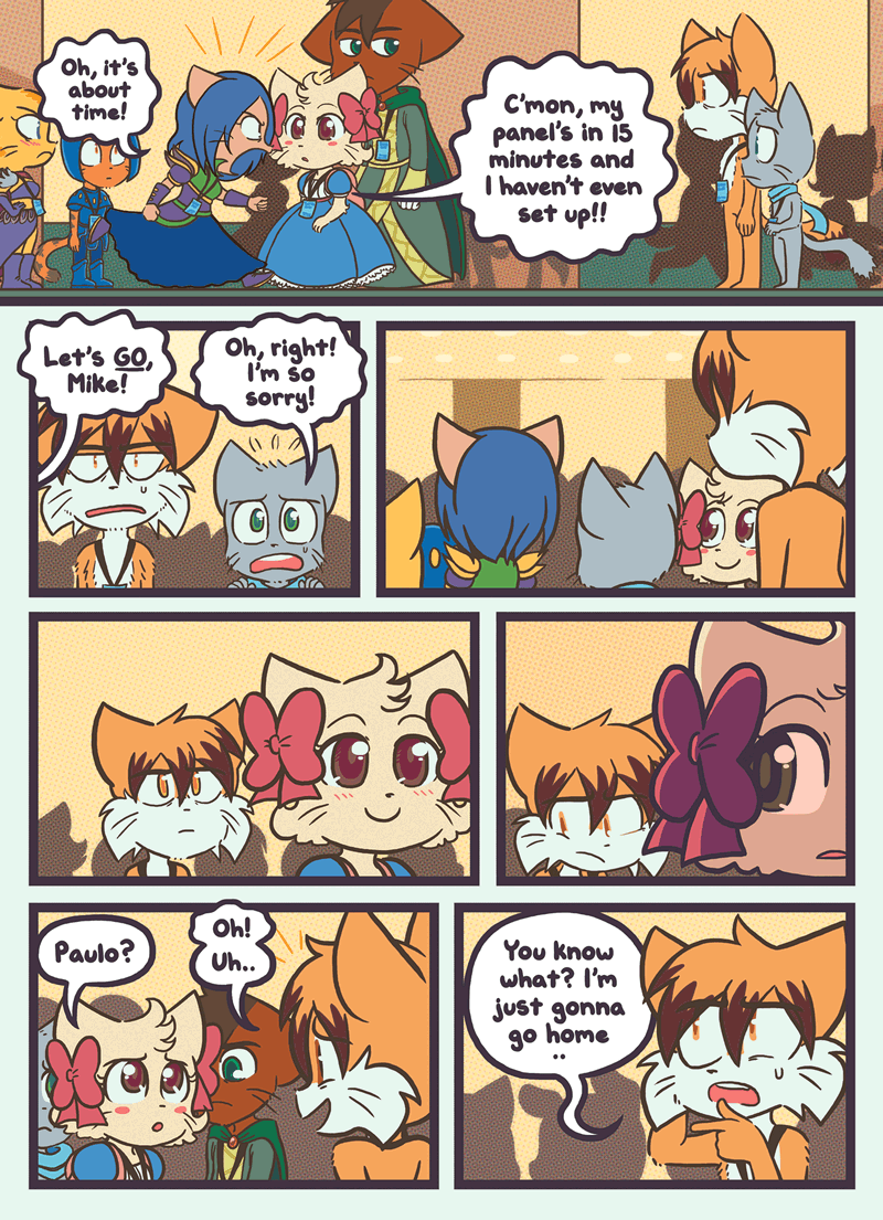 Guest of Honor — Page 42