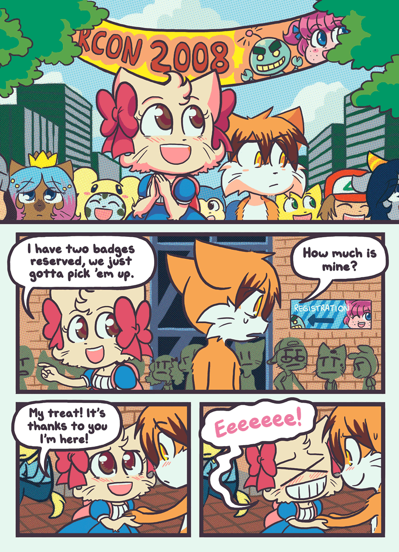 Guest of Honor — Page 9