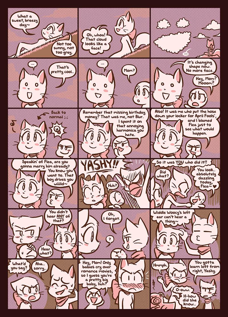 Pep Rally — Page 1