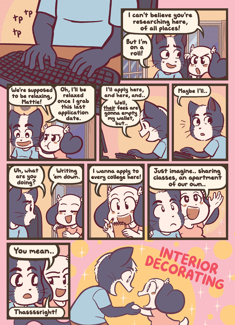 Golden Hour — Page 1