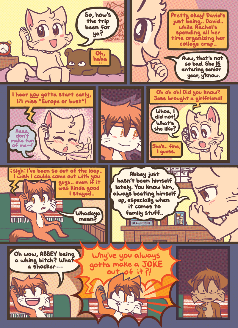 Golden Hour — Page 12