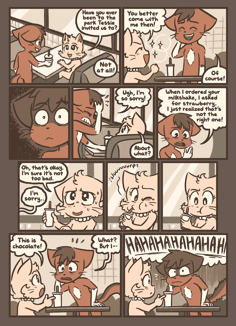 Golden Hour — Page 18