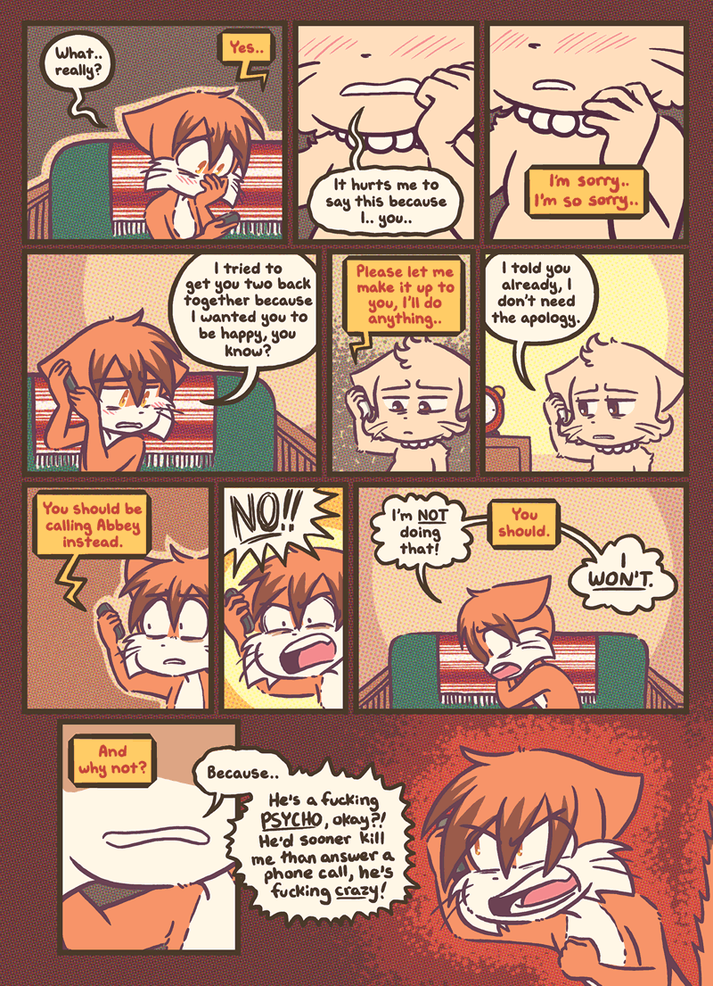 Golden Hour — Page 27