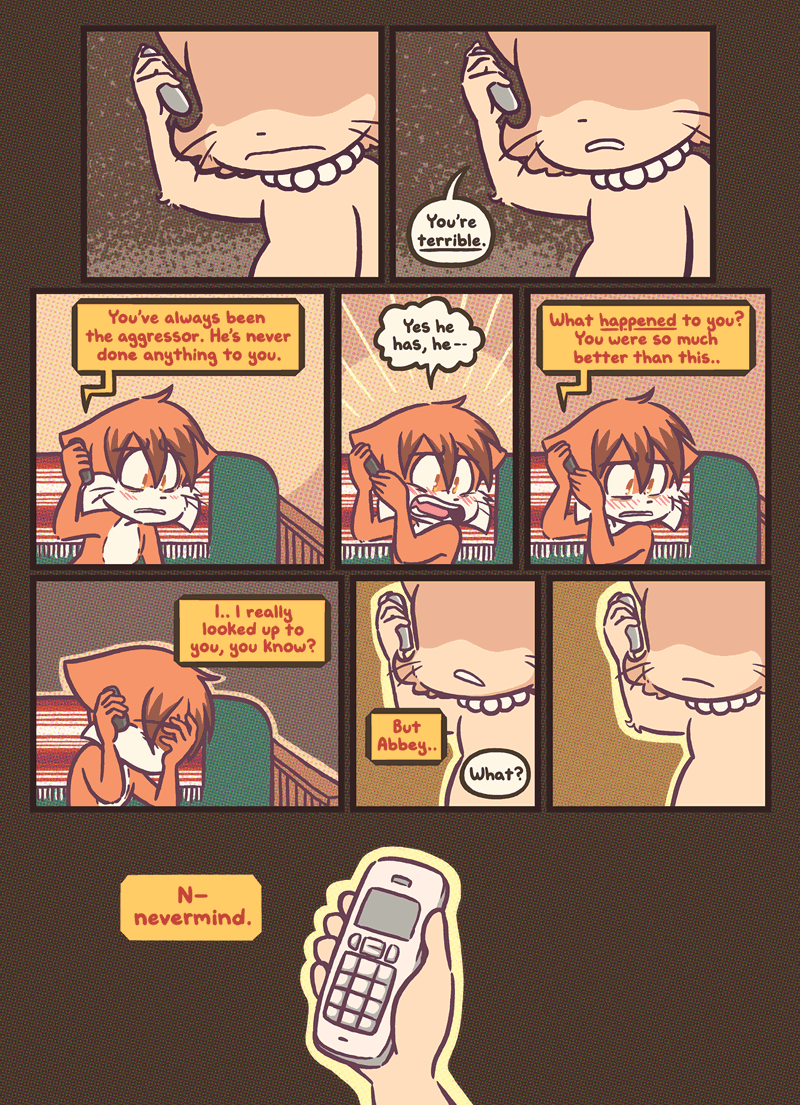 Golden Hour — Page 28