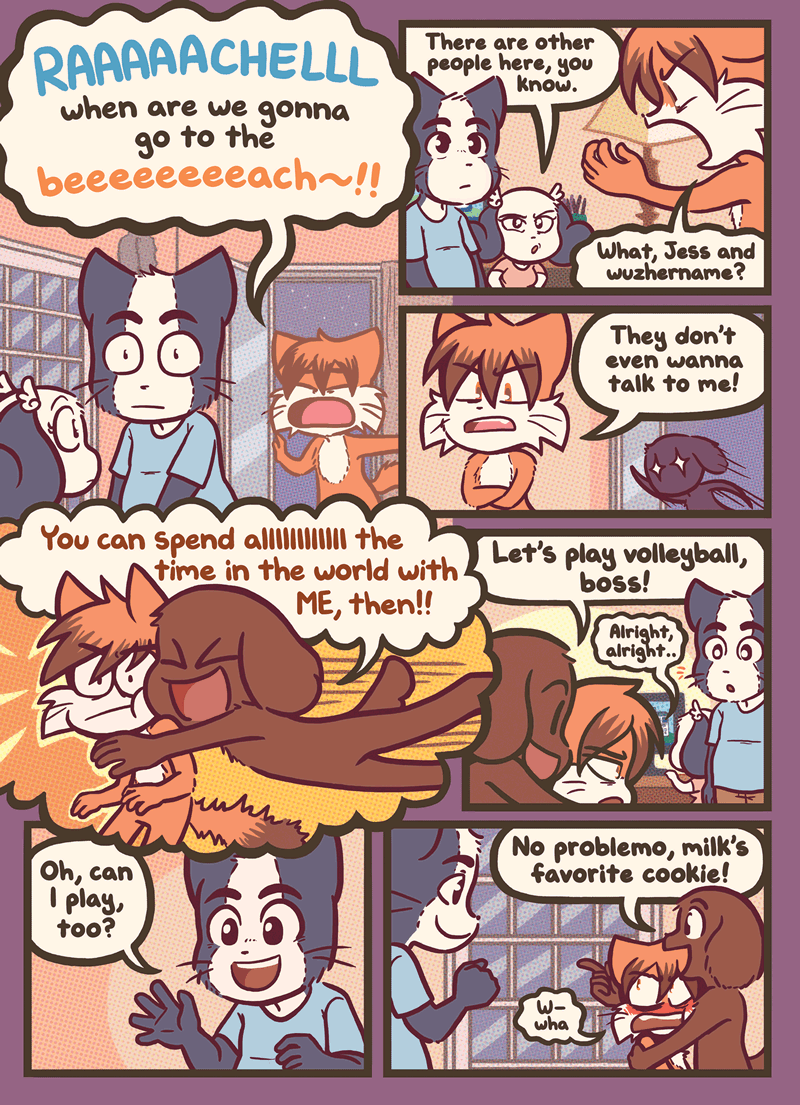 Golden Hour — Page 3