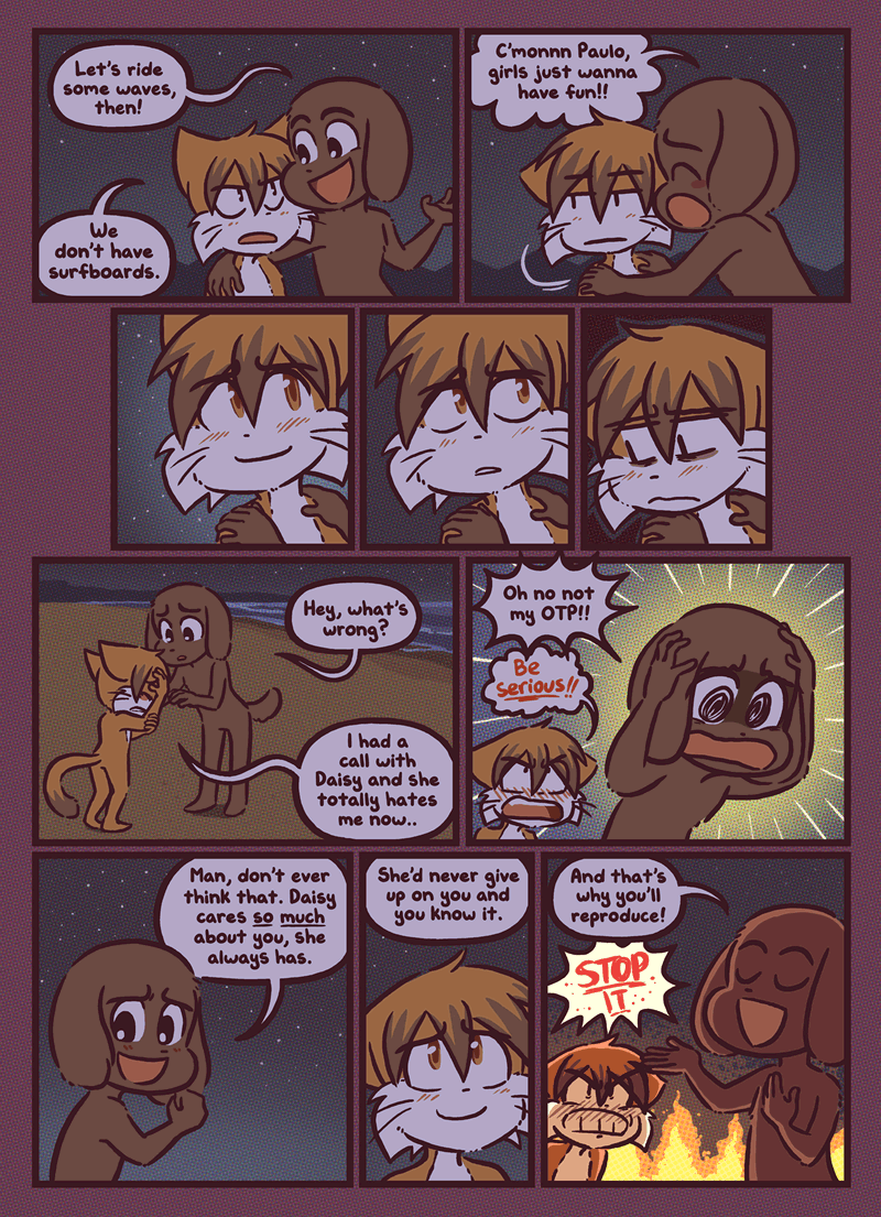 Golden Hour — Page 32